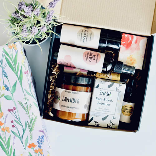 Spa Gift Set Box
