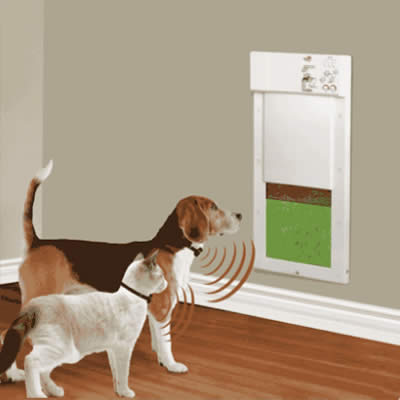Power Pet Door
