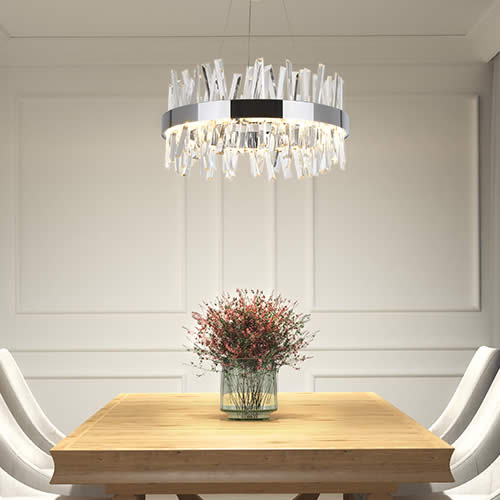 Pendant over table
