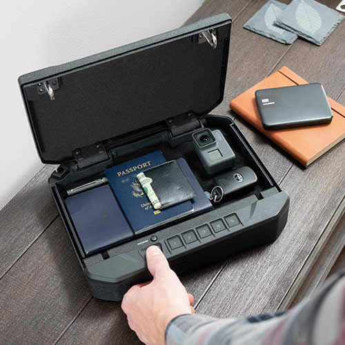 Compact Rugged Smart Safe