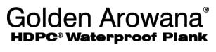 Golden Arowana Logo