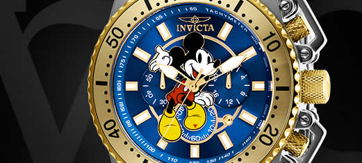 Invicta Brand Tile