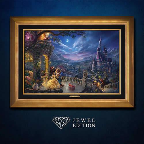 Jewel Edition Canvas