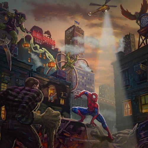 Marvel Fine Art